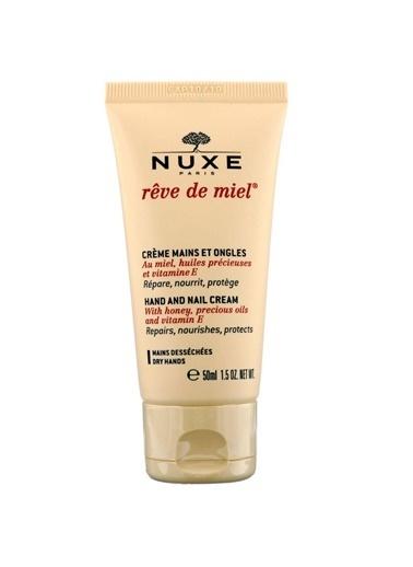 Nuxe Nuxe Reve de Miel Hand and Nail Cream 50ml Renksiz